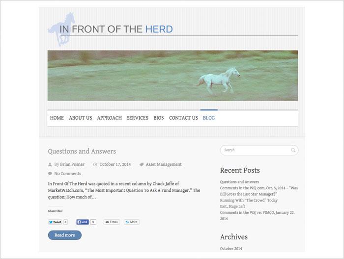 Point Rider blog