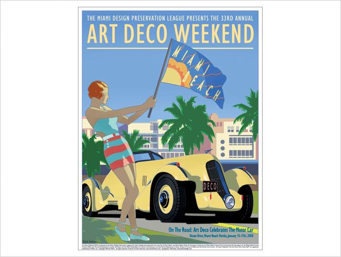 Miami Art Deco A