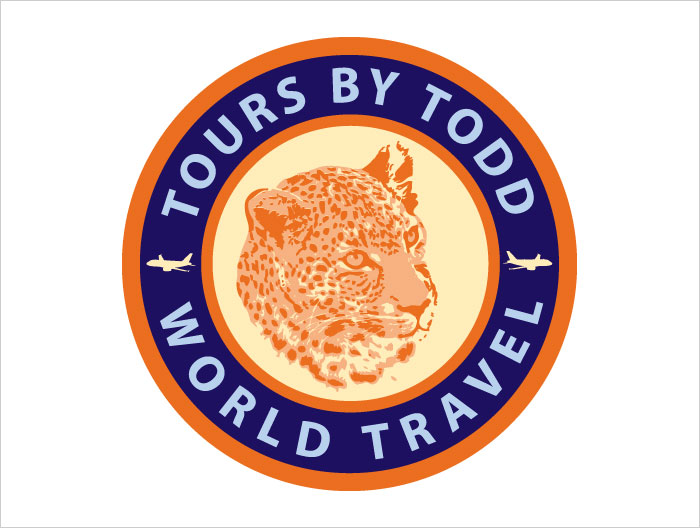 Tours By Todd Logo