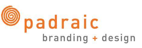padraic | BRANDING + DESIGN
